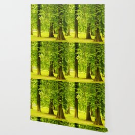 One day in the park - tranquil mood - #society6 #buyart Wallpaper