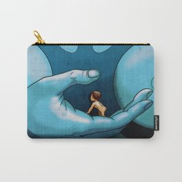 TERR MEETS TIVA IN FANTASTIC PLANET Carry-All Pouch