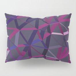 3D Futuristic GEO Lines XV Pillow Sham