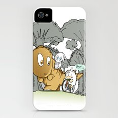 The Greatest Obstacle to Discovery Slim Case iPhone (4, 4s)
