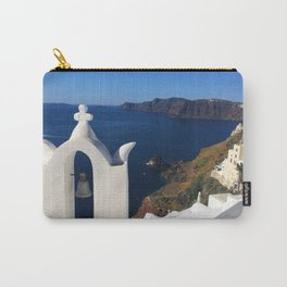 Oia, Greece (photo) Carry-All Pouch