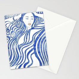 Water Nymph XXVII Stationery Cards