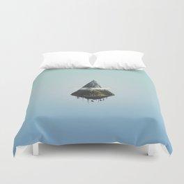 Mount Ascension Duvet Cover