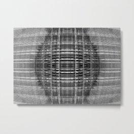 Outwardly Inward Metal Print