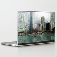 vancouver Laptop & iPad Skins featuring Vancouver by Chris Root