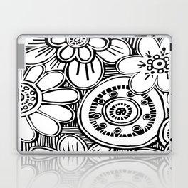 boho garden Laptop & iPad Skin
