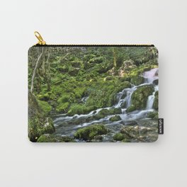 Natural Stream Carry-All Pouch