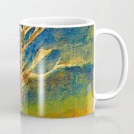 Golden Birch Coffee Mug