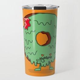 The Zombie Donut Travel Mug