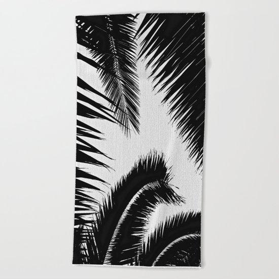 BW Palms Beach Towel