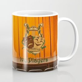 Ivy Players logo stage Coffee Mug
