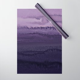 WITHIN THE TIDES ULTRA VIOLET by Monika Strigel Wrapping Paper
