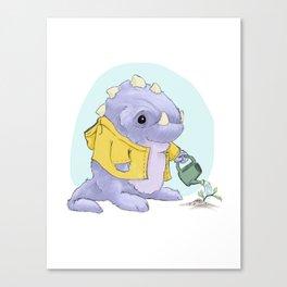 Monster Cutie Canvas Print
