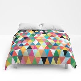 Multicolor pattern Comforters