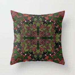 Ivy Eternal Throw Pillow