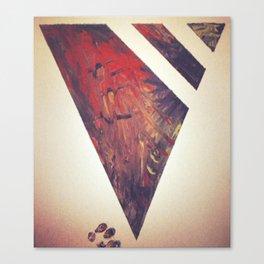 Tribal X Canvas Print
