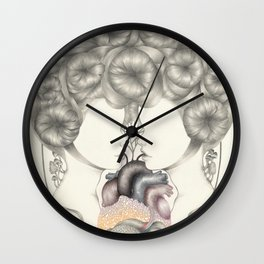 Sharing Emotions Wall Clock