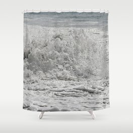 Sea Salted Shower Curtain