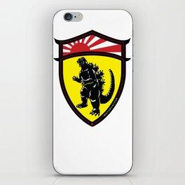 JDM Badge iPhone Skin