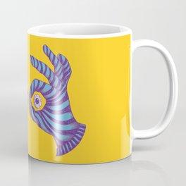 Thief Eyes Coffee Mug