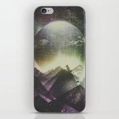 Always dream big iPhone & iPod Skin