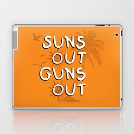 Suns Out Laptop & iPad Skin