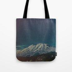 Mount Rainier Tote Bag