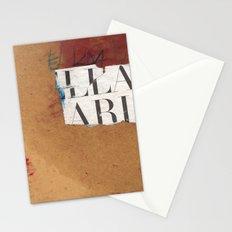 30x100 1 Stationery Cards