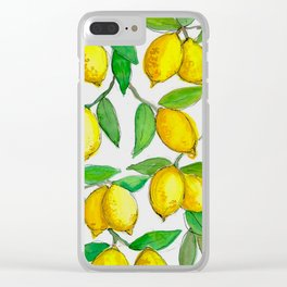 It's The Zest Clear iPhone Case
