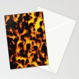Tortoise Shell II Stationery Cards