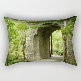 Elf Archway, New Zealand Rectangular Pillow