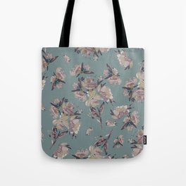 Late Summer-Loden Tote Bag