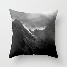 Buckskin Sorcery Throw Pillow