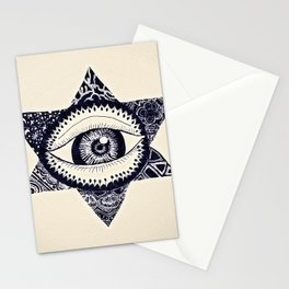 Starry Eyed by Tarachand Stationery Cards