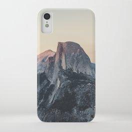 Half Dome iPhone Case