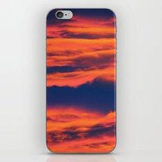 Endless sky iPhone & iPod Skin