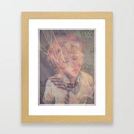 CROWNS & CROWNS Framed Art Print