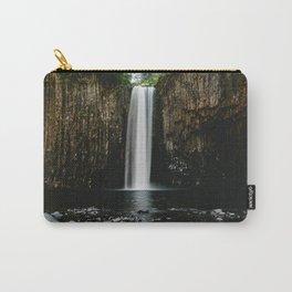 basalt waterfall Carry-All Pouch
