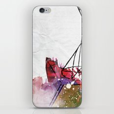 color my world iPhone Skin