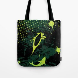 Bioluminescent Bay, Vieques, PR Tote Bag