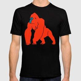 The Orange Gorilla T-shirt