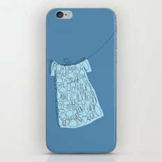 Lovely Clothes iPhone & iPod Skin