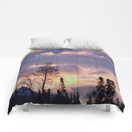 Rose Serenity Sky Comforters