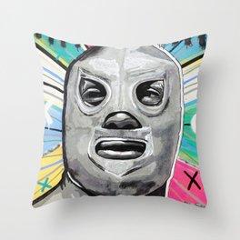 Santo  Throw Pillow