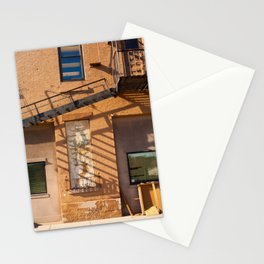 Golden Shadows Stationery Cards
