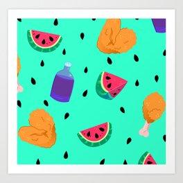 Reclaiming Comfort Art Print