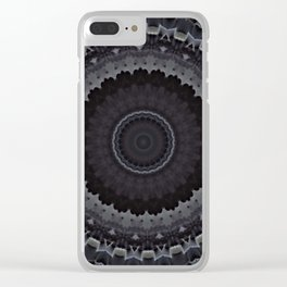 Some Other Mandala 79 Clear iPhone Case