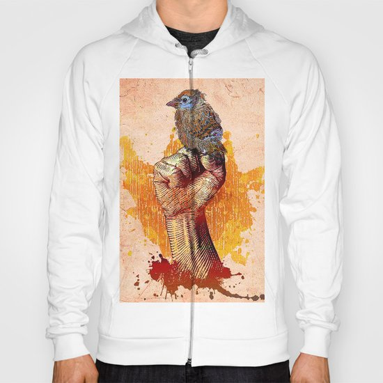 Strength and sweetness Hoody
