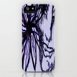 Flower Eyed iPhone Case