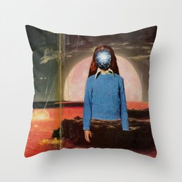Join Her Throw Pillow